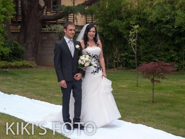 Il matrimonio di Alessio e Valeria a Gropello Cairoli, Pavia 6