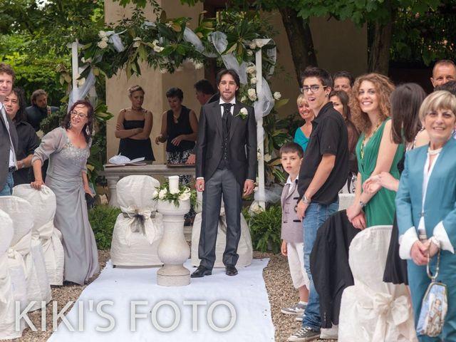 Il matrimonio di Alessio e Valeria a Gropello Cairoli, Pavia 7