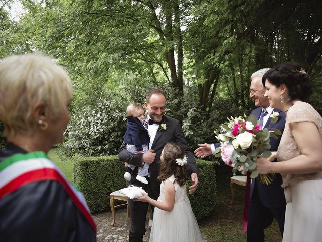 Il matrimonio di Andrea e Emanuela a Castellarano, Reggio Emilia 16