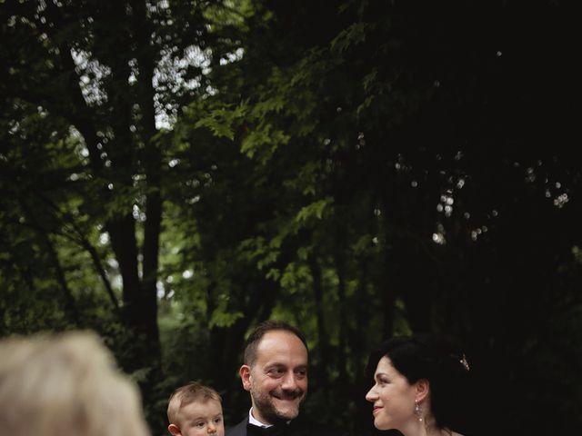 Il matrimonio di Andrea e Emanuela a Castellarano, Reggio Emilia 17