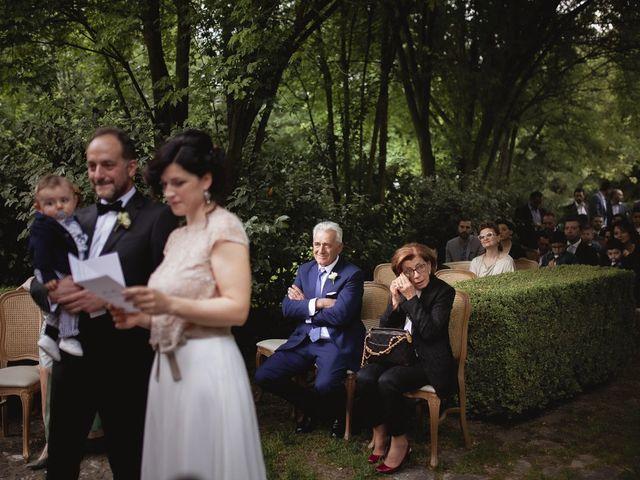Il matrimonio di Andrea e Emanuela a Castellarano, Reggio Emilia 18