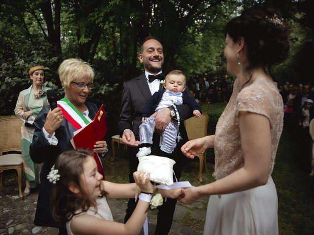 Il matrimonio di Andrea e Emanuela a Castellarano, Reggio Emilia 21