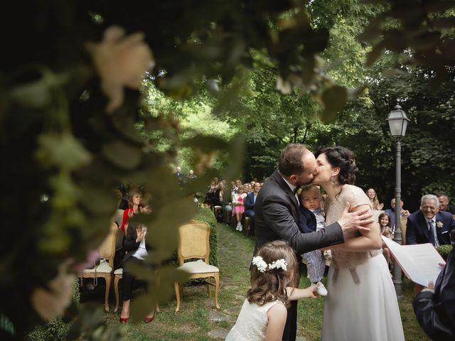 Il matrimonio di Andrea e Emanuela a Castellarano, Reggio Emilia 22