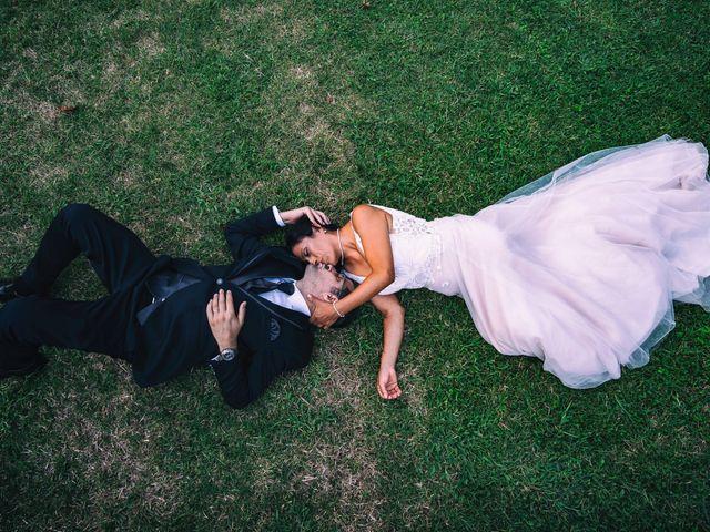 Le nozze di Francesco e Rocio