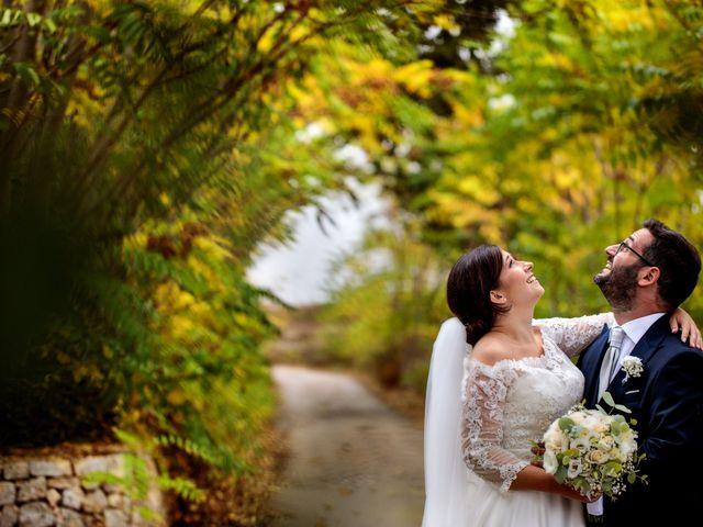 Il matrimonio di Ivana e Giuseppe a Triggiano, Bari 34