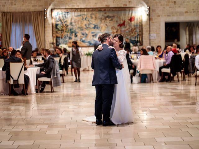 Il matrimonio di Ivana e Giuseppe a Triggiano, Bari 35