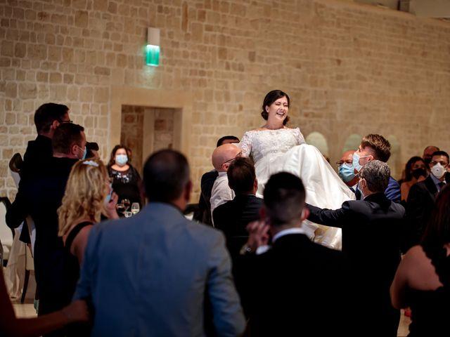 Il matrimonio di Ivana e Giuseppe a Triggiano, Bari 36