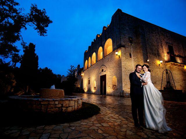 Il matrimonio di Ivana e Giuseppe a Triggiano, Bari 40