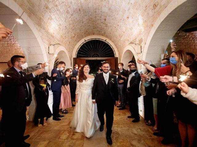Il matrimonio di Ivana e Giuseppe a Triggiano, Bari 46