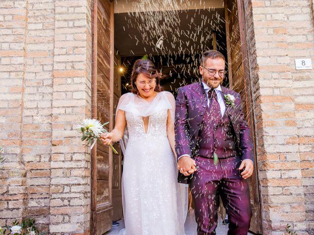 Il matrimonio di Sara e Matteo a Grottammare, Ascoli Piceno 16