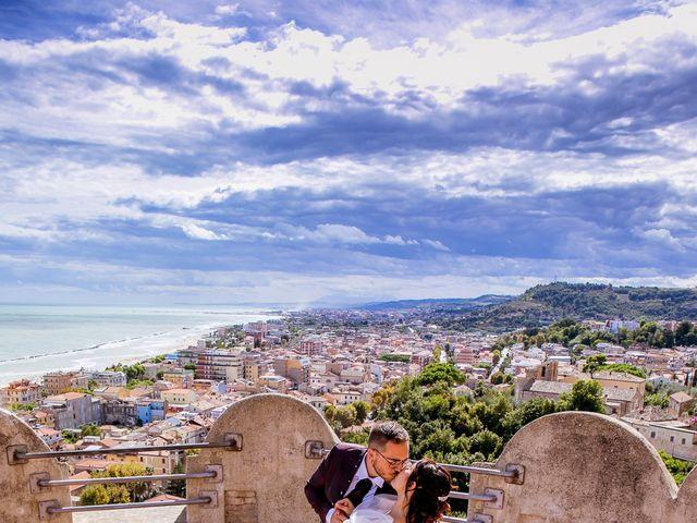 Il matrimonio di Sara e Matteo a Grottammare, Ascoli Piceno 17