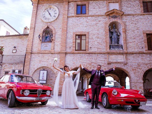Il matrimonio di Sara e Matteo a Grottammare, Ascoli Piceno 18