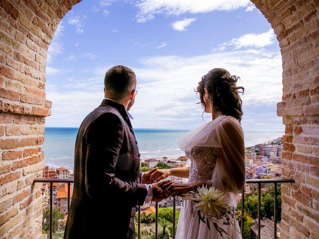 Il matrimonio di Sara e Matteo a Grottammare, Ascoli Piceno 19