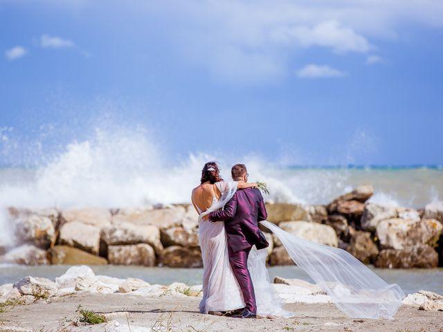 Il matrimonio di Sara e Matteo a Grottammare, Ascoli Piceno 20