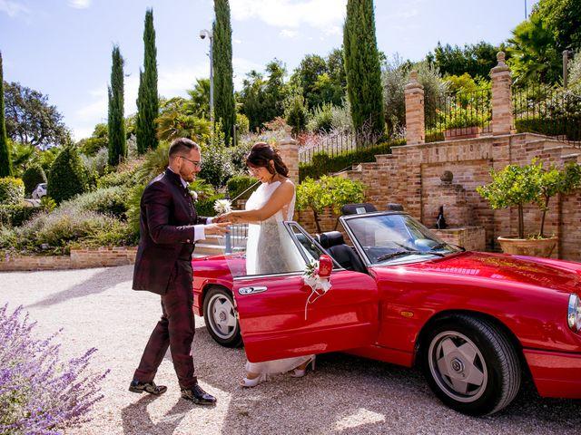 Il matrimonio di Sara e Matteo a Grottammare, Ascoli Piceno 21