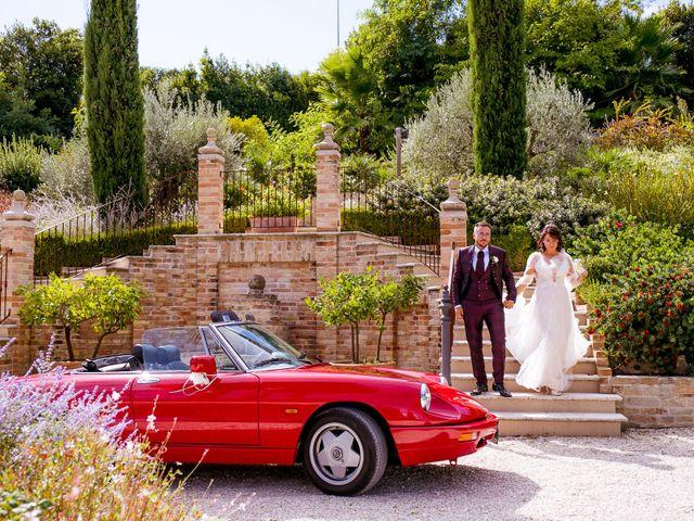 Il matrimonio di Sara e Matteo a Grottammare, Ascoli Piceno 22