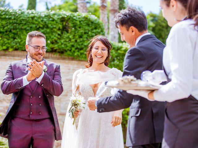 Il matrimonio di Sara e Matteo a Grottammare, Ascoli Piceno 24