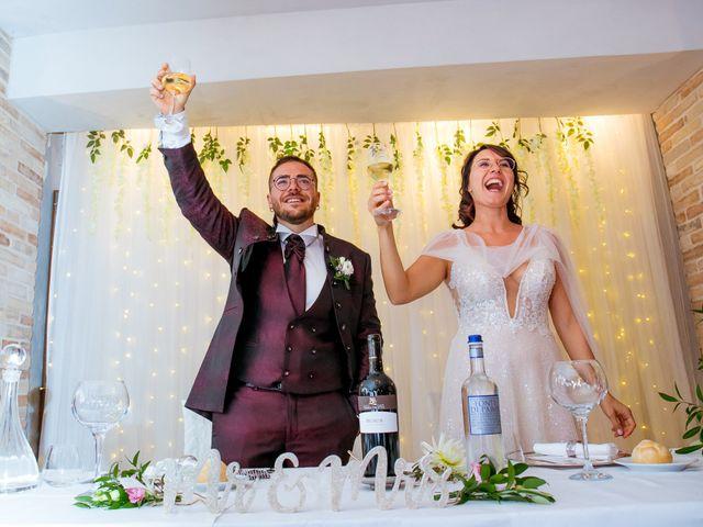 Il matrimonio di Sara e Matteo a Grottammare, Ascoli Piceno 27