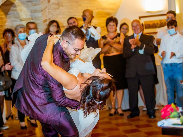 Il matrimonio di Sara e Matteo a Grottammare, Ascoli Piceno 29