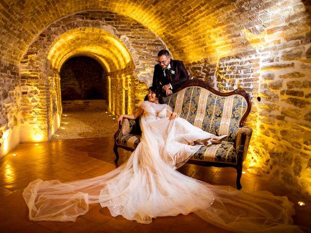 Il matrimonio di Sara e Matteo a Grottammare, Ascoli Piceno 30