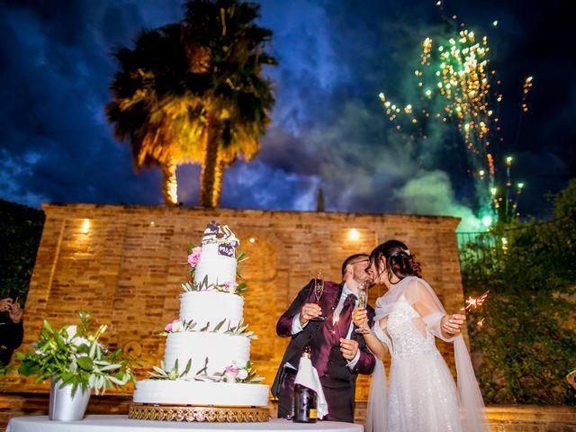 Il matrimonio di Sara e Matteo a Grottammare, Ascoli Piceno 31