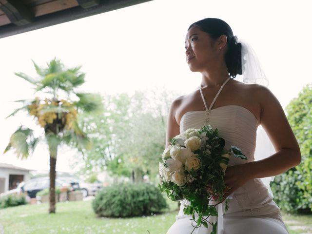 Il matrimonio di Mauro e Kaioko a Tambre, Belluno 23