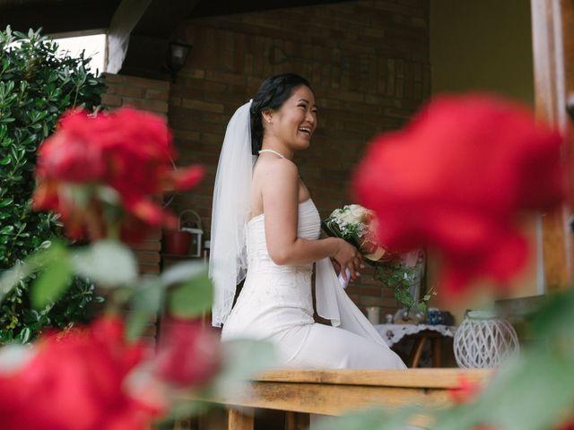 Il matrimonio di Mauro e Kaioko a Tambre, Belluno 24