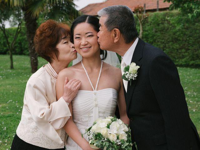 Il matrimonio di Mauro e Kaioko a Tambre, Belluno 25