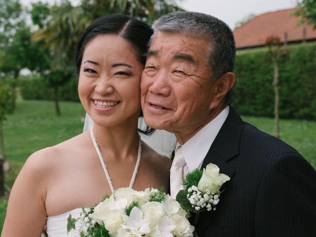 Il matrimonio di Mauro e Kaioko a Tambre, Belluno 26