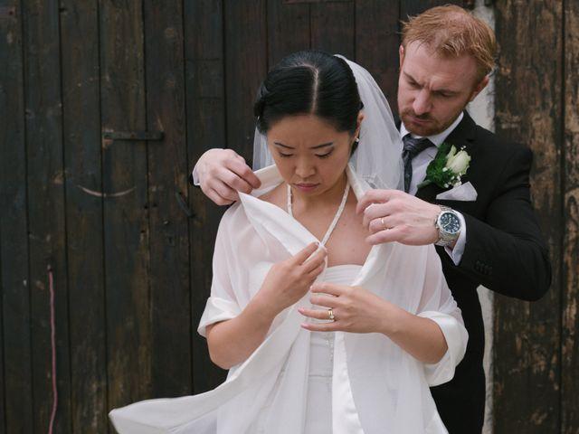 Il matrimonio di Mauro e Kaioko a Tambre, Belluno 27