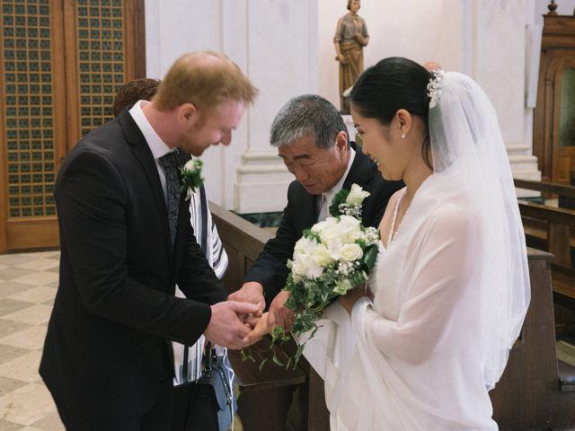 Il matrimonio di Mauro e Kaioko a Tambre, Belluno 29