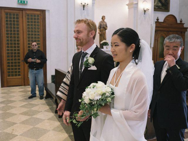 Il matrimonio di Mauro e Kaioko a Tambre, Belluno 30