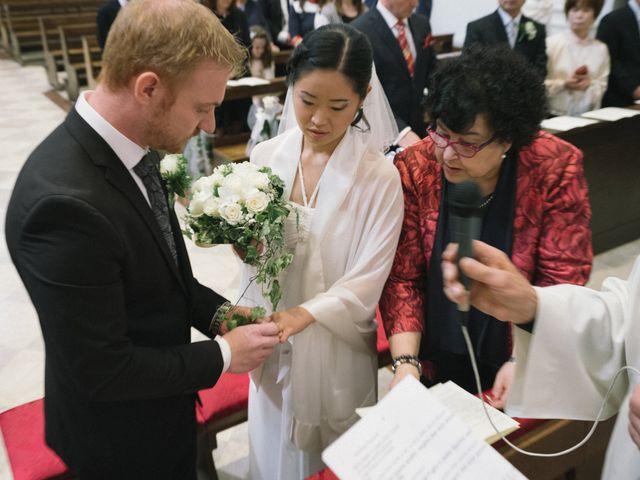 Il matrimonio di Mauro e Kaioko a Tambre, Belluno 31