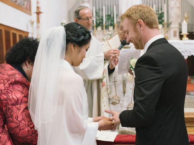 Il matrimonio di Mauro e Kaioko a Tambre, Belluno 32
