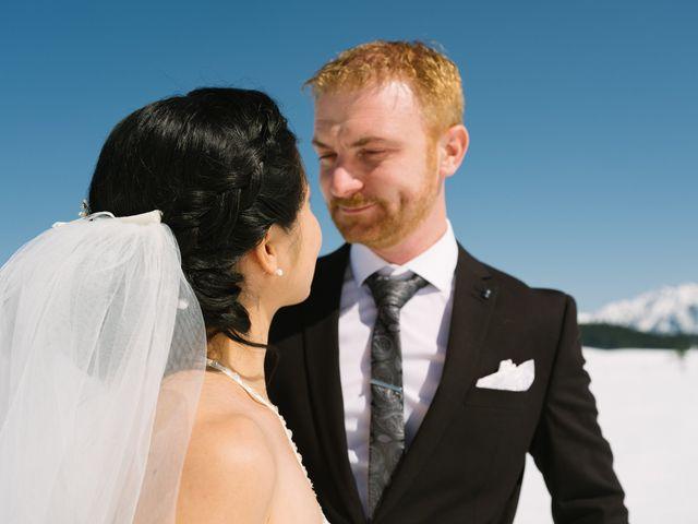 Il matrimonio di Mauro e Kaioko a Tambre, Belluno 44