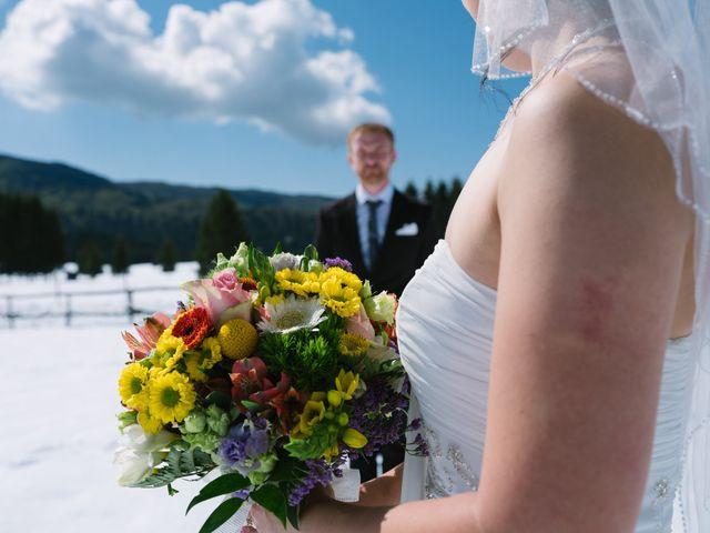 Il matrimonio di Mauro e Kaioko a Tambre, Belluno 50