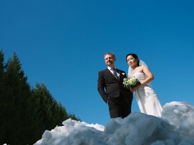 Il matrimonio di Mauro e Kaioko a Tambre, Belluno 59