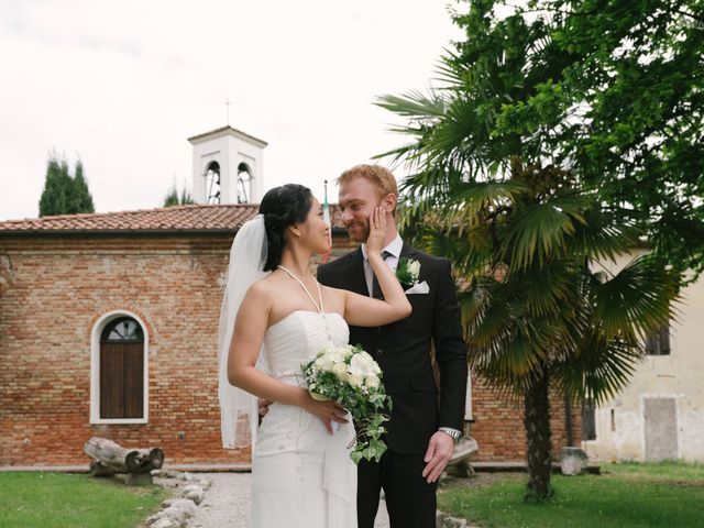 Il matrimonio di Mauro e Kaioko a Tambre, Belluno 60