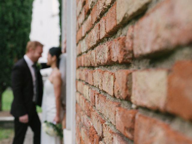 Il matrimonio di Mauro e Kaioko a Tambre, Belluno 62