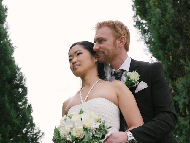 Il matrimonio di Mauro e Kaioko a Tambre, Belluno 64