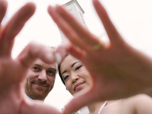 Il matrimonio di Mauro e Kaioko a Tambre, Belluno 65