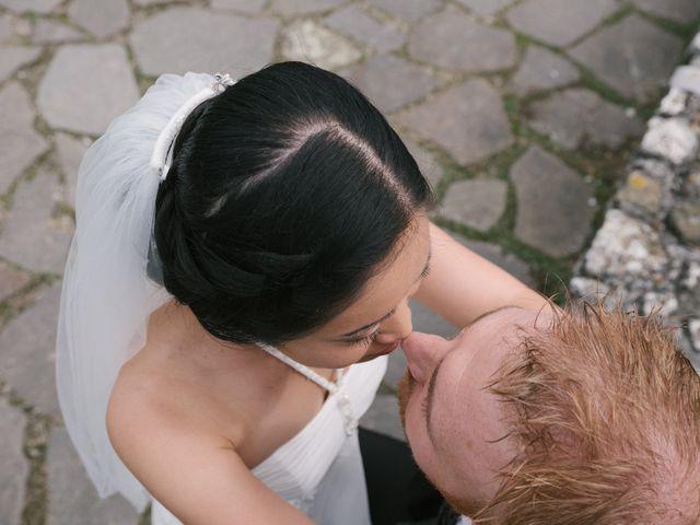 Il matrimonio di Mauro e Kaioko a Tambre, Belluno 67