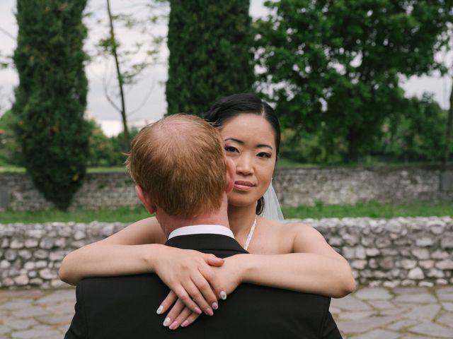 Il matrimonio di Mauro e Kaioko a Tambre, Belluno 68
