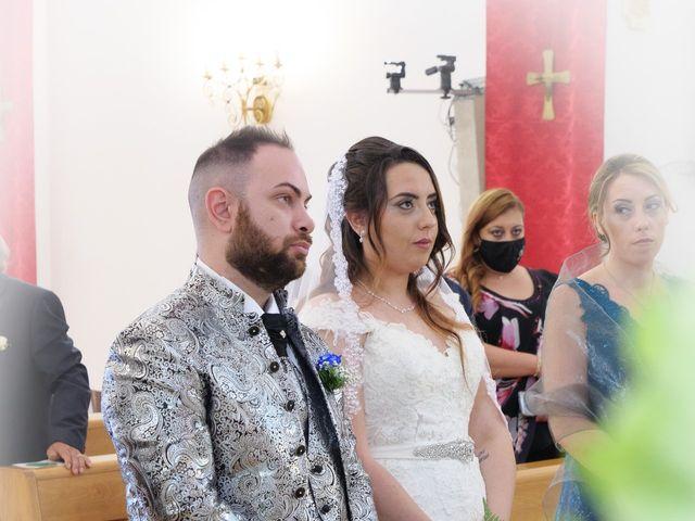 Il matrimonio di Ernesto e Veronica a Monteroni di Lecce, Lecce 8