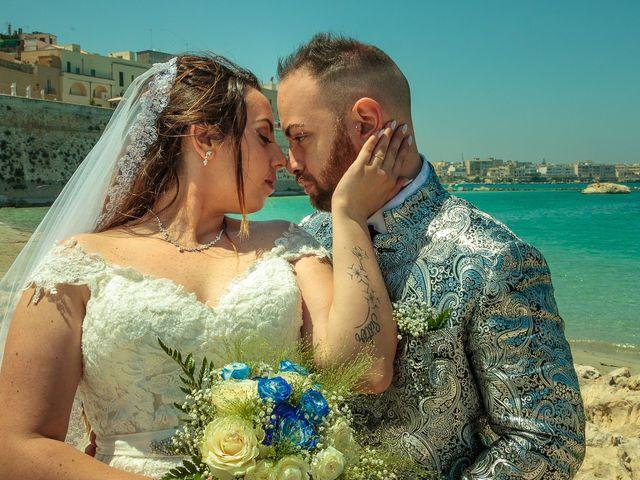 Il matrimonio di Ernesto e Veronica a Monteroni di Lecce, Lecce 12