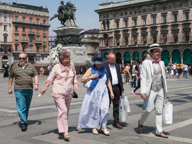 Il matrimonio di Lorenzo e Valeria a Milano, Milano 21
