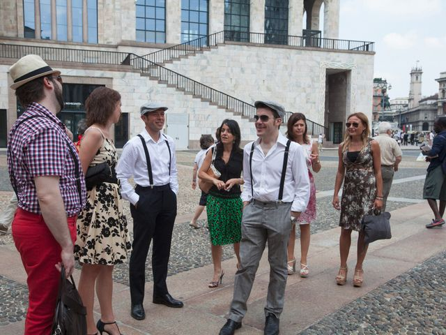 Il matrimonio di Lorenzo e Valeria a Milano, Milano 23