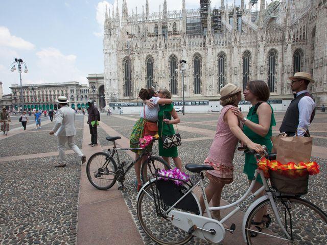 Il matrimonio di Lorenzo e Valeria a Milano, Milano 24