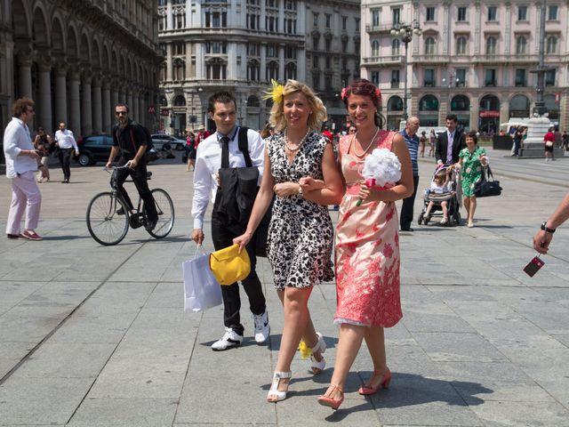 Il matrimonio di Lorenzo e Valeria a Milano, Milano 25