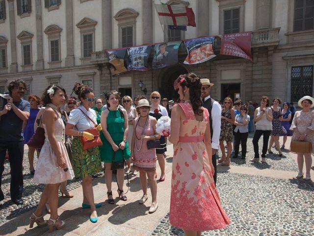 Il matrimonio di Lorenzo e Valeria a Milano, Milano 26
